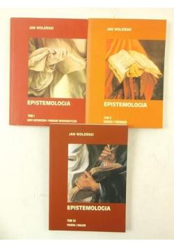 Epistemologia, Tom I-III