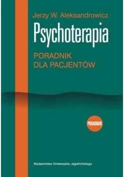 Psychoterapia. Poradnik dla pacjentów