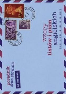 Wzory listów i pism angielskich w.2013
