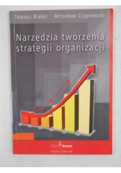 Narzędzia tworzenia strategii organizacji