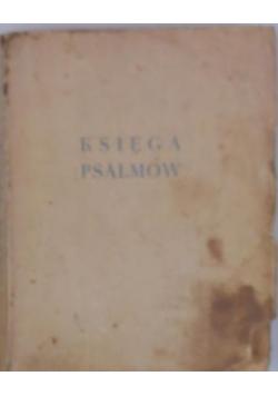 Księga Psalmów, 1937r.