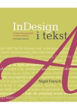 InDesign i tekst w.2017
