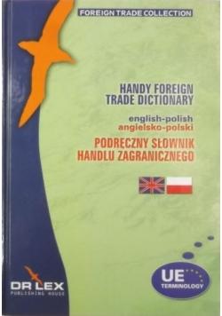 Kapusta Piotr - Angielsko-polski podręczny słownik handlu zagranicznego