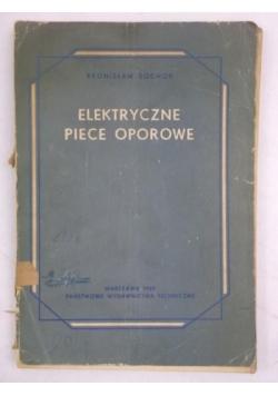 Elektryczne piece oporowe