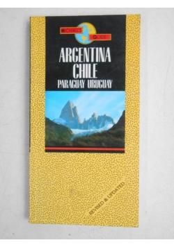 Argentina, Chile, Paraguay, Uruguay