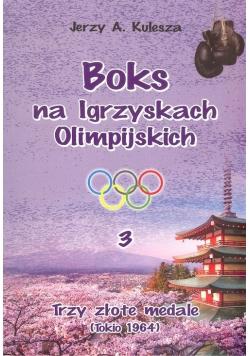 Boks na igrzyskach olimpijskich 3