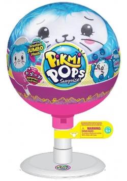 Pikmi Pops S1 Pachnący pluszak Jumbo królik+akces.