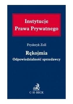 Instytucje Prawa Prywatnego. Rękojmia...