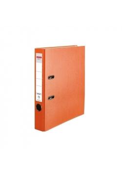 Segregator A4 5cm PP pomarańczowy Q file