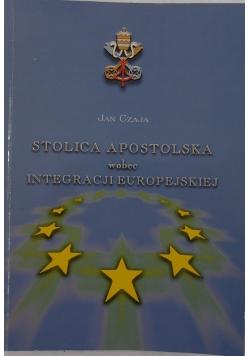 Stolica Apostolska wobec Integracji Europejskiej