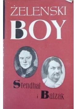 Stendhal i Balzak