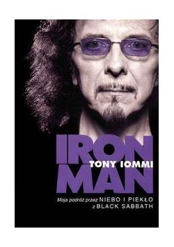 Iron man. Moja podróż przez Niebo i Piekło...