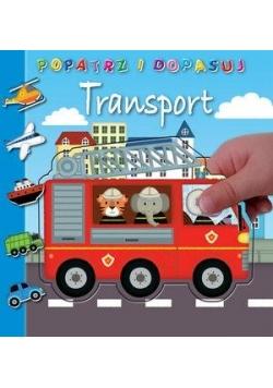 Popatrz i dopasuj. Transport