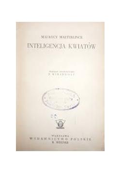 Inteligencja kwiatów, 1948r.