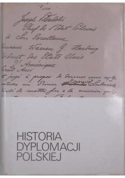 Historia dyplomacji polskiej, Tom IV 1918-1939