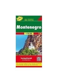 Montenegro 1:150000