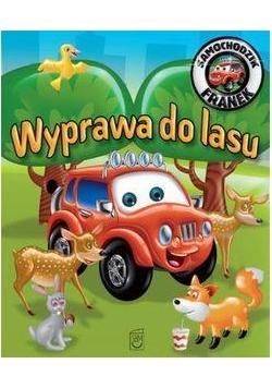 Samochodzik Franek. Wyprawa do lasu w.2012 SBM
