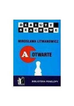 Jak rozpocząć partię szachową, część A otwarte