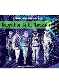 Wszystkie lajki Marczuka. Audiobook