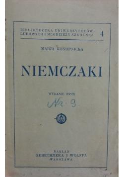 Niemczaki, 1930r.