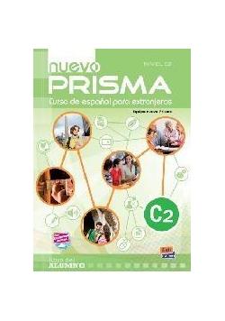 Nuevo Prisma nivel C2 podręcznik + CD EDI-NUMEN