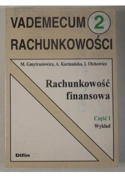 Rachunkowość finansowa, cz. 1