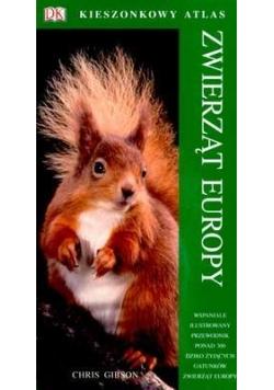 Kieszonkowy atlas zwierząt Europy