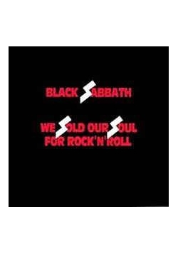 We Sold Our Soul For Rock 'N' Roll,CD