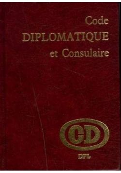 Code diplomatique et Consulaire