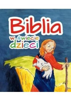 Biblia w świecie dzieci