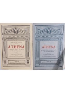 Athena, T. I, II, 1931 r.