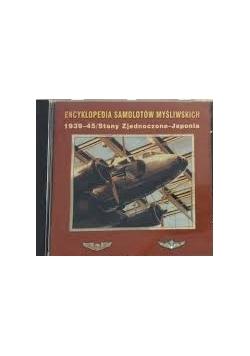 Encyklopedia samolotów myśliwskich 1939-45 Stany zjednoczone-Japonia, płyta CD