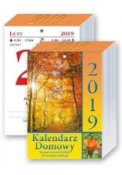 Kalendarz zdzierak 2019 - Kalendarz Domowy KL4