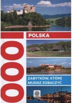 Imagine Polska 1000 zabytków, które musisz...