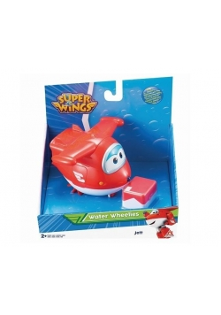 Super Wings Pojazd do wanny Jett