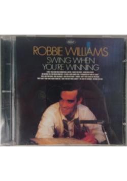 Swing when you're winning, CD