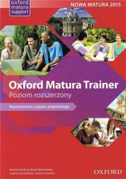Oxford Matura Trainer ZR OXFORD