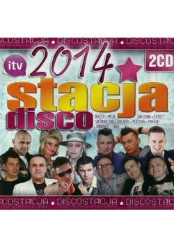 Discostacja 2014 (CD)