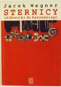 Sternicy od Nowotki do Rakowskiego