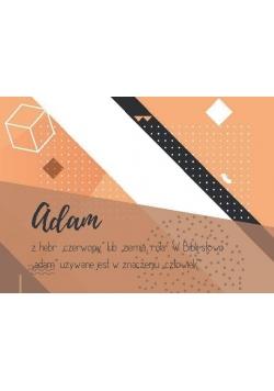 Magnes Imiona - Adam
