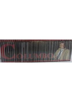 Columbo, zestaw 66 płyt DVD od 1-37, od 39-58, od 60-68, nowe