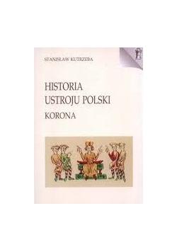 Historia ustroju Polski korona