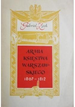 Armia Księstwa Warszawskiego 1807-1812