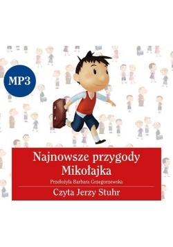 Najnowsze Przygody Mikołajka CD MP3