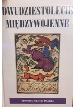 Dwudziestolecie międzywojenne historia literatury polskiej - część 2