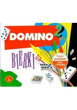 2w1 Domino + Bierki ALEX
