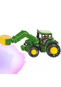 Siku 13 - Traktor z chwytakiem do bel S1379