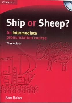 Ship or Sheep? + 4CD