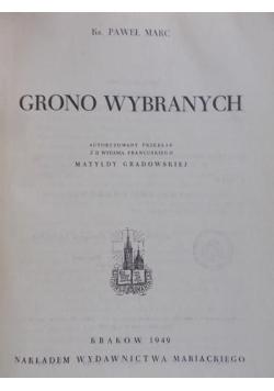 Grono Wybranych, 1949 r