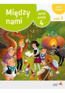 J.Polski SP 4/2 Między Nami ćw. wersja A w2017 GWO